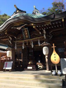 江の島神社