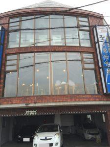 葉山港湾食堂 外観