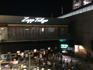 ポールギルバート ライブ zepp東京