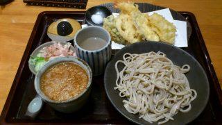 逗子駅近くでおいしいそばを食べるならあん彦のおろしそば