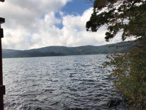 箱根 芦ノ湖 1