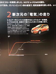 ノートe-power 加速