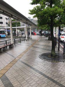 逗子駅東口 駅前