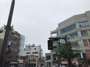 逗子駅 マクドナルド 交差点
