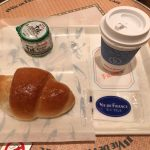 ヴィドフランス モーニング 塩バターフランス
