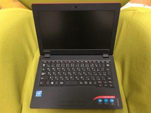 Lenovo(レノボ)  ideapad 110S 開いた