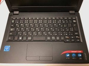 Lenovo(レノボ)  ideapad 110S キーボード