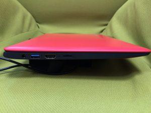 Lenovo(レノボ) ideapad 110S 側面1