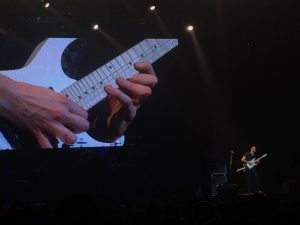 MR.BIG 2017年 武道館公演 ポール guitar solo