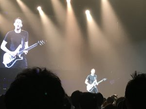 MR.BIG 2017年 武道館公演 ポールギターソロ2