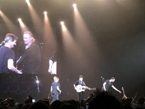 MR.BIG 2017年 武道館公演 アコースティック