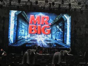 MR.BIG 2017年 武道館公演  終演3