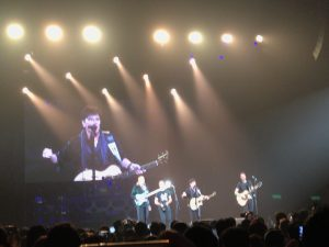 MR.BIG 2017年 武道館公演 アコースティック  エリックの「ミ~ミミミ~♪」