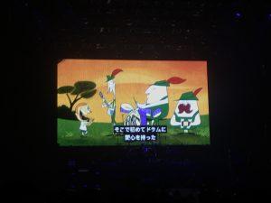MR.BIG 2017年 武道館公演 パットムービー4
