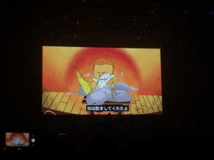 MR.BIG 2017年 武道館公演 パットムービー12