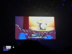 MR.BIG 2017年 武道館公演 パットムービー13