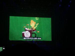 MR.BIG 2017年 武道館公演 パットムービー18