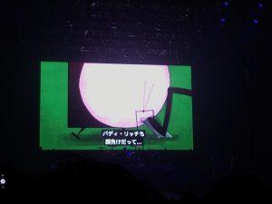 MR.BIG 2017年 武道館公演 パットムービー19