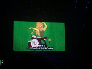 MR.BIG 2017年 武道館公演 パットムービー20