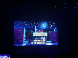 MR.BIG 2017年 武道館公演 パットムービー30