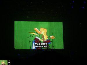 MR.BIG 2017年 武道館公演 パットムービー41