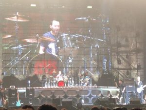 MR.BIG 2017年 武道館公演  We're An American Band ポール1