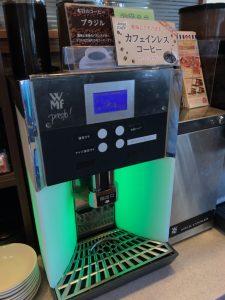 ジョナサン ドリンクバーカフェインレスコーヒー