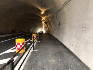 神武寺トンネル 開通4