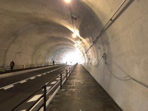 神武寺トンネル 開通6
