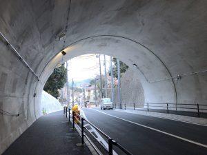 神武寺トンネル 開通7