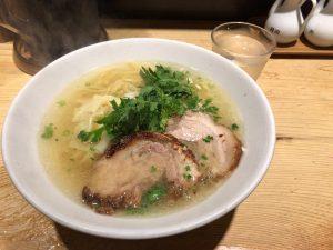 本丸亭 横浜 本丸塩らー麺