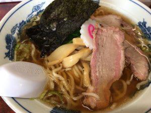 とら食堂 ラーメン 横浜 中華そば アップ