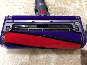 ダイソンV10 ソフトローラークリーナーヘッド