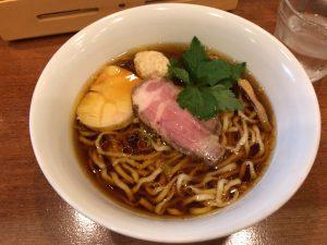 逗子 ラーメン 想 芳醇な味わい醤油らぁ麺