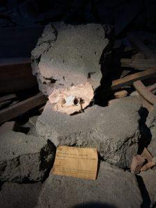 進撃の巨人展FINAL 実寸大ジオラマシアター 貝殻