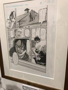 進撃の巨人展FINAL 英雄たち ハンジ・ゾエ03