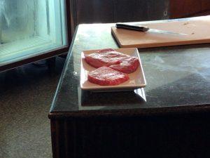 鉄板グリル鎌倉山 お肉