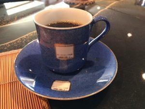 鉄板グリル鎌倉山 コーヒー