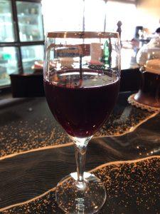 鉄板グリル鎌倉山ワイン