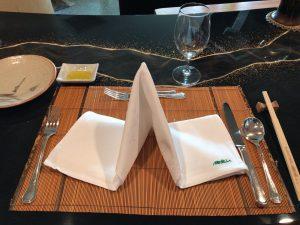 鉄板グリル鎌倉山テーブルセット